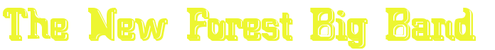 www.newforestbigband.co.uk Logo